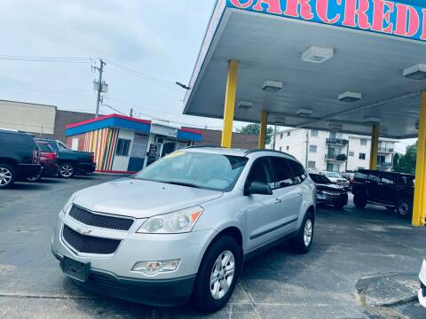 2010 Chevrolet Traverse for sale at Car Credit Stop 12 in Calumet City IL