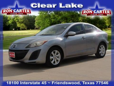 2010 Mazda MAZDA3 for sale at Ron Carter  Clear Lake Used Cars in Houston TX