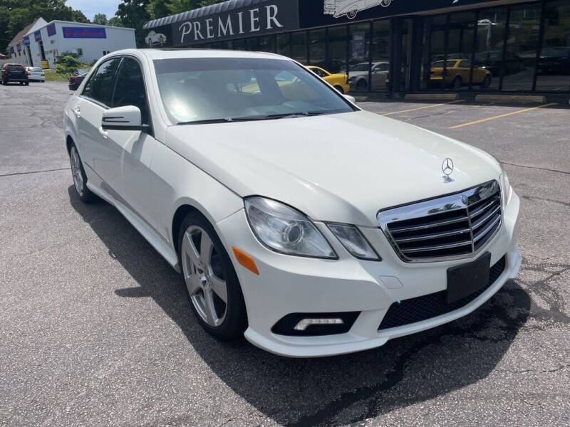 2011 Mercedes-Benz E-Class for sale at Premier Automart in Milford MA