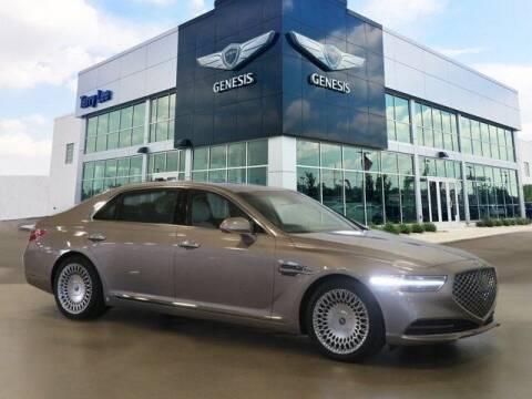 2022 Genesis G90 for sale at Terry Lee Hyundai in Noblesville IN