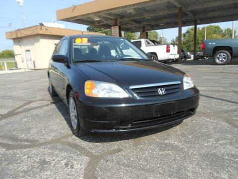 2003 Honda Civic for sale at Kansas City Motors in Kansas City MO
