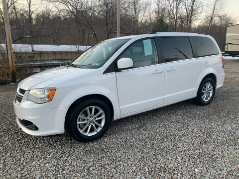 2019 Dodge Grand Caravan for sale at Reds Garage Sales Service Inc in Bentleyville PA