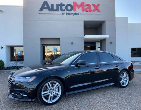 2016 Audi A6 for sale at AutoMax of Memphis in Memphis TN