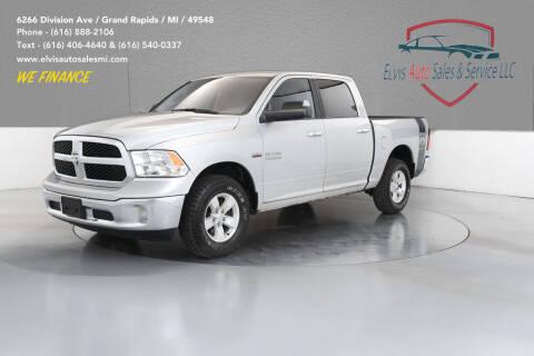 2017 RAM Ram Pickup 1500 for sale at Elvis Auto Sales LLC in Grand Rapids MI