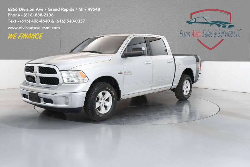 2017 RAM Ram Pickup 1500 for sale in Grand Rapids, MI