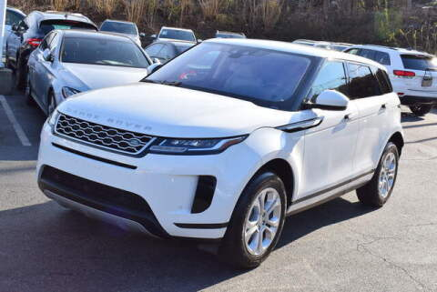 2020 Land Rover Range Rover Evoque for sale at Automall Collection in Peabody MA