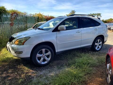 2004 Lexus RX 330 for sale at M & M Auto Brokers in Chantilly VA