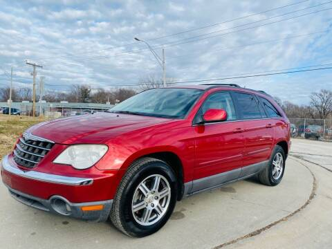 2007 Chrysler Pacifica for sale at Xtreme Auto Mart LLC in Kansas City MO
