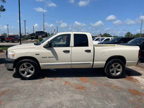 2007 Dodge Ram Pickup 1500 for sale at Texas Truck Sales in Dickinson TX