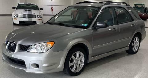 2007 Subaru Impreza for sale at Hamilton Automotive in North Huntingdon PA