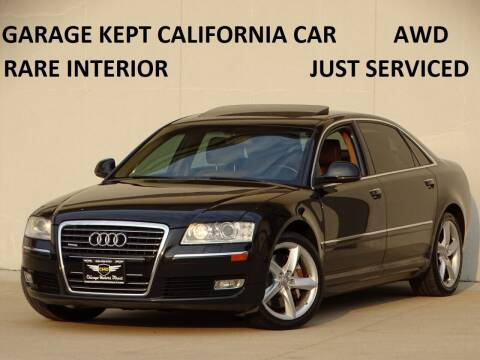 2009 Audi A8 L for sale at Chicago Motors Direct in Addison IL