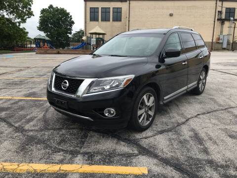 2013 Nissan Pathfinder for sale at Best Deal Auto Sales in Saint Charles MO