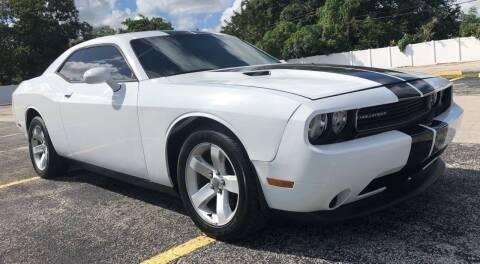 2013 Dodge Challenger for sale at Guru Auto Sales in Miramar FL