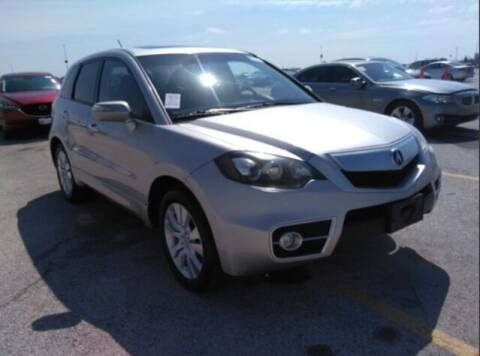 2011 Acura RDX for sale at HW Used Car Sales LTD in Chicago IL