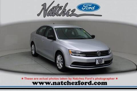 2015 Volkswagen Jetta for sale at Auto Group South - Natchez Ford Lincoln in Natchez MS