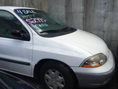 2003 Ford Windstar for sale at Deleon Mich Auto Sales in Yonkers NY