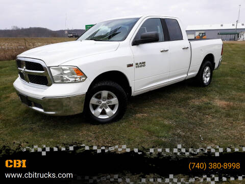 2014 RAM Ram Pickup 1500 for sale at CBI in Logan OH