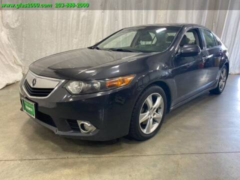2011 Acura TSX for sale at Green Light Auto Sales LLC in Bethany CT