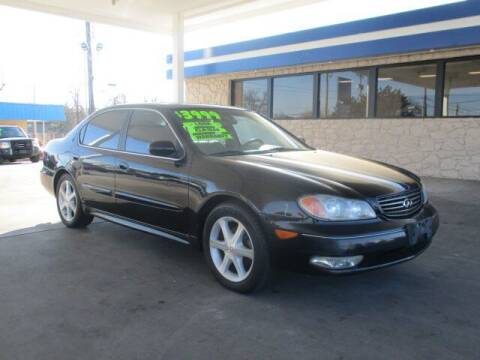 2002 Infiniti I35 for sale at CAR SOURCE OKC - CAR ONE in Oklahoma City OK