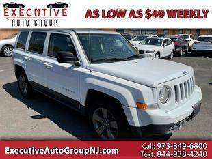2015 Jeep Patriot for sale at Executive Auto Group in Irvington NJ