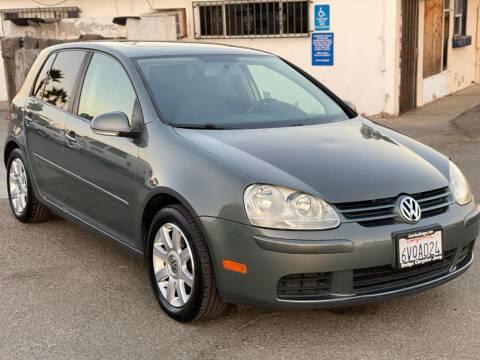 2007 Volkswagen Rabbit for sale at Gold Coast Motors in Lemon Grove CA