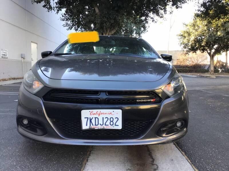 2015 Dodge Dart for sale at Tri City Auto Sales in Whittier CA