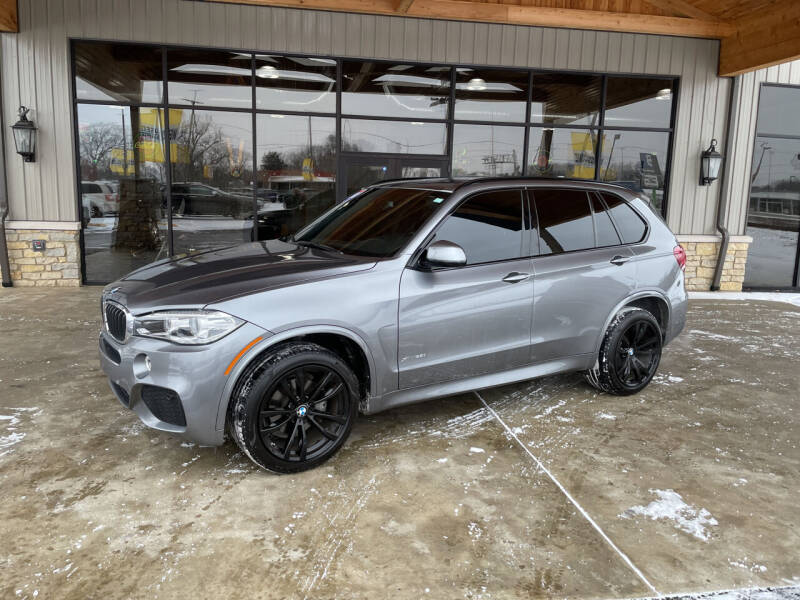 2018 BMW X5 for sale at Premier Auto Source INC in Terre Haute IN