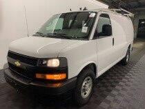 2018 Chevrolet Express Cargo for sale at CENTURY TRUCKS & VANS in Grand Prairie TX
