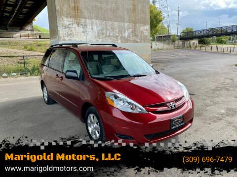 2009 Toyota Sienna for sale at Marigold Motors, LLC in Pekin IL