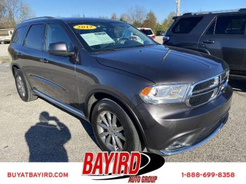 2017 Dodge Durango for sale at Bayird Truck Center in Paragould AR