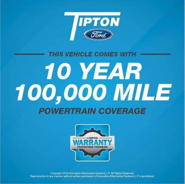 2020 Ford Fusion Hybrid for sale in Tipton, IN