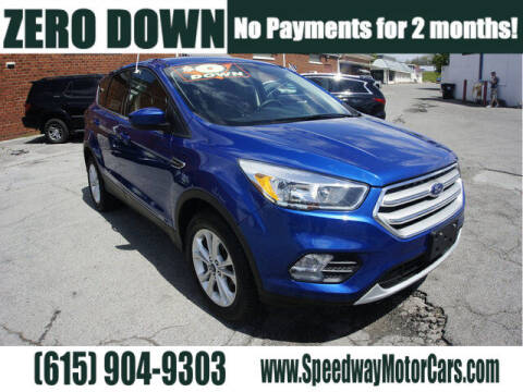 2017 Ford Escape for sale at Speedway Motors in Murfreesboro TN