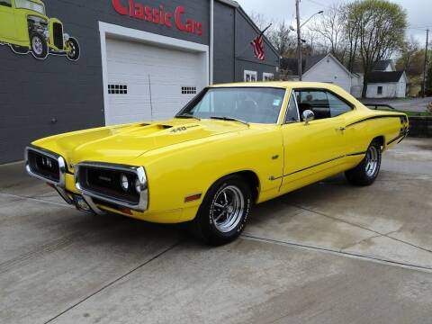 1970 Dodge Super Bee for sale at Great Lakes Classic Cars & Detail Shop in Hilton NY