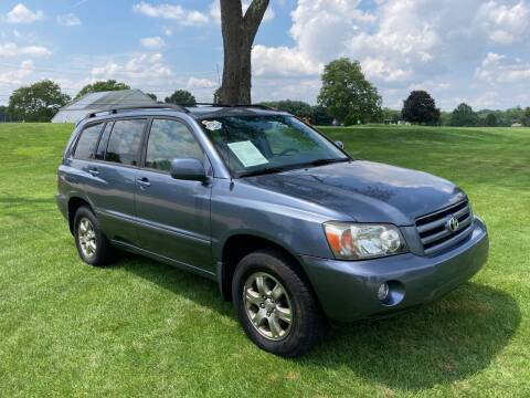 2005 Toyota Highlander for sale at Good Value Cars Inc in Norristown PA