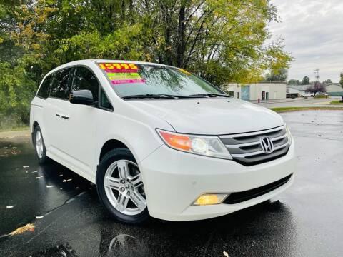 2012 Honda Odyssey for sale at Bargain Auto Sales LLC in Garden City ID
