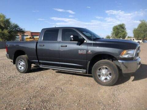 2018 RAM Ram Pickup 2500 for sale at MyAutoJack.com @ Auto House in Tempe AZ