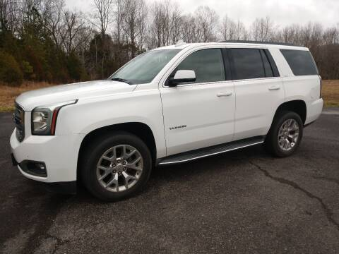 2015 GMC Yukon for sale at CARS PLUS in Fayetteville TN