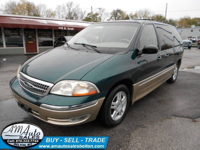 used 2001 ford windstar for sale carsforsale com used 2001 ford windstar for sale
