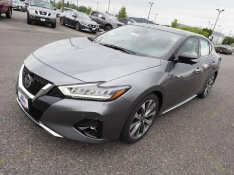 2021 Nissan Maxima for sale at Karmart in Burlington WA