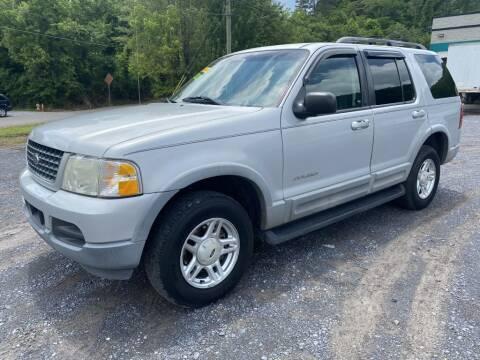 2002 Ford Explorer for sale at USA 1 of Dalton in Dalton GA