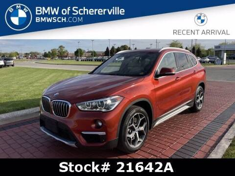 2019 BMW X1 for sale at BMW of Schererville in Shererville IN