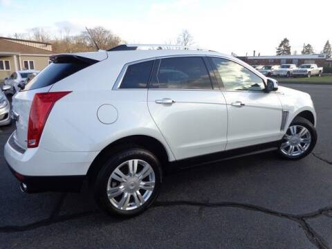 2013 Cadillac SRX for sale at BETTER BUYS AUTO INC in East Windsor CT