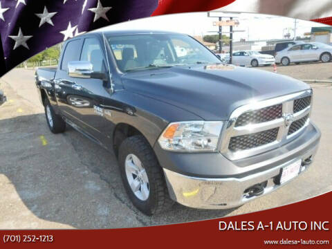 2017 RAM Ram Pickup 1500 for sale at Dales A-1 Auto Inc in Jamestown ND