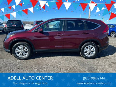 2014 Honda CR-V for sale at ADELL AUTO CENTER in Waldo WI