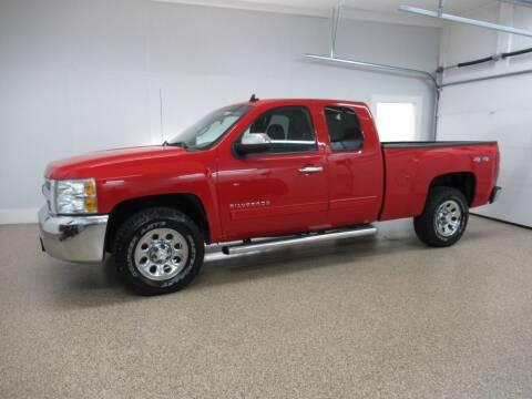 2013 Chevrolet Silverado 1500 for sale at HTS Auto Sales in Hudsonville MI