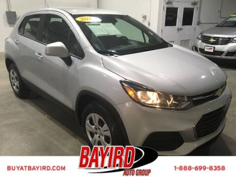 2017 Chevrolet Trax for sale at Bayird Truck Center in Paragould AR