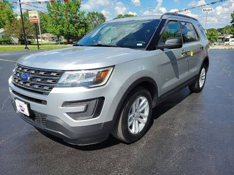 2017 Ford Explorer for sale at County Seat Motors in Union MO