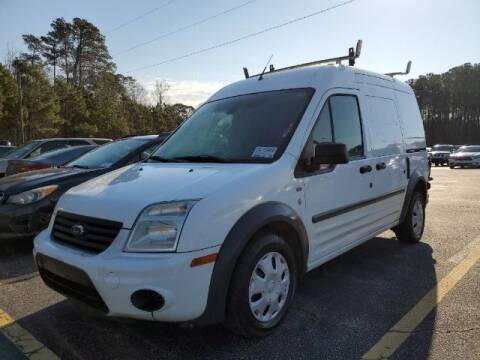 2012 Ford Transit Connect for sale at Adams Auto Group Inc. in Charlotte NC