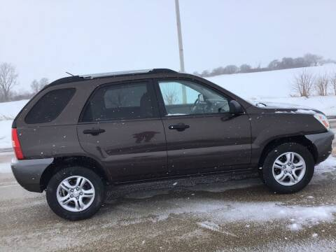 2008 Kia Sportage for sale at Bam Motors in Dallas Center IA