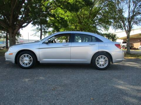 2007 Chrysler Sebring for sale at A & P Automotive in Montgomery AL